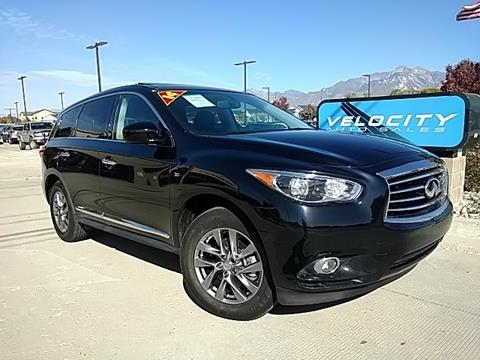2014 Infiniti QX60 for sale in Draper, UT