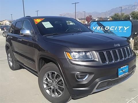 2016 Jeep Grand Cherokee for sale in Draper, UT