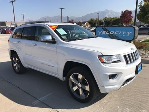 2014 Jeep Grand Cherokee for sale in Draper, UT