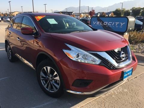 2016 Nissan Murano for sale in Draper, UT
