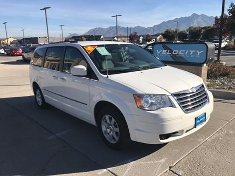 2010 Chrysler Town and Country for sale in Draper, UT
