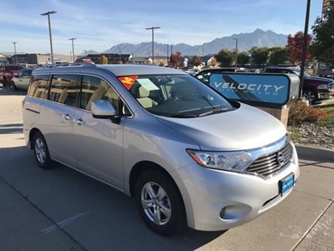 2016 Nissan Quest for sale in Draper, UT