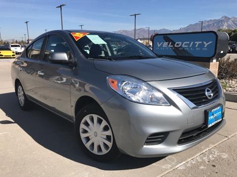 2012 Nissan Versa for sale in Draper, UT