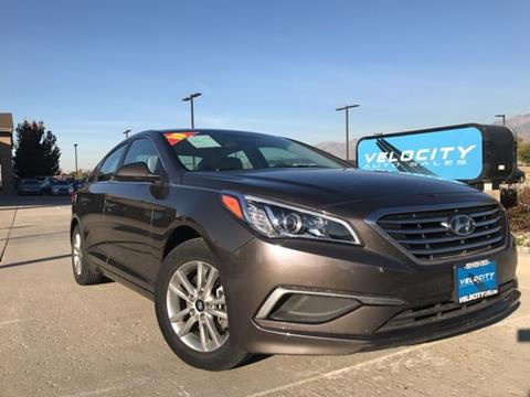 2017 Hyundai Sonata for sale in Draper, UT