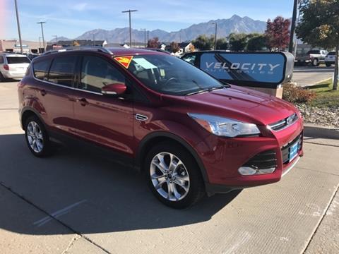 2016 Ford Escape for sale in Draper, UT