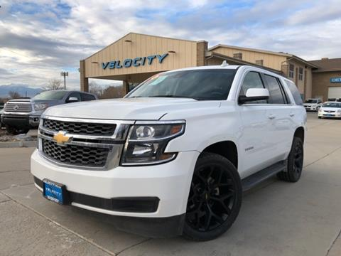 2016 Chevrolet Tahoe for sale in Draper, UT