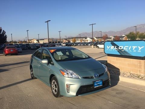 2014 Toyota Prius for sale in Draper, UT