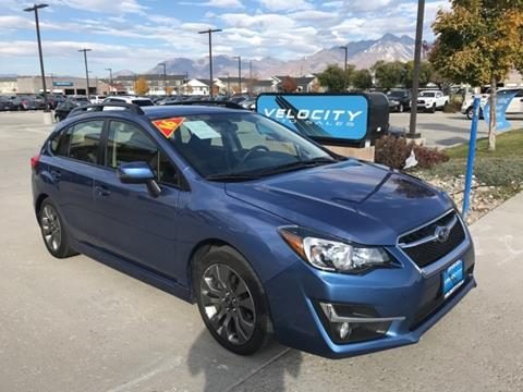 2016 Subaru Crosstrek for sale in Draper, UT