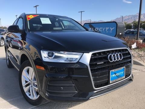 2017 Audi Q3 for sale in Draper, UT