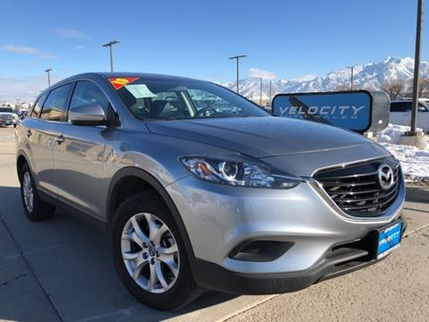 mazda cx 9 for sale in utah. Black Bedroom Furniture Sets. Home Design Ideas