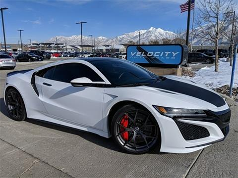 2017 Acura Nsx For Sale >> Used Acura Nsx For Sale Carsforsale Com