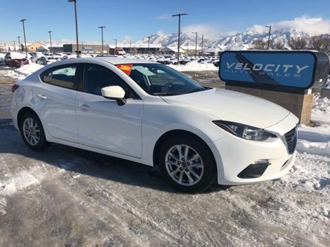 2016 Mazda MAZDA3 for sale in Draper, UT