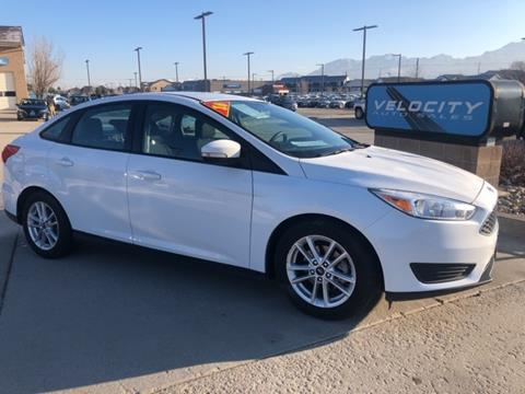 2016 Ford Focus for sale in Draper, UT