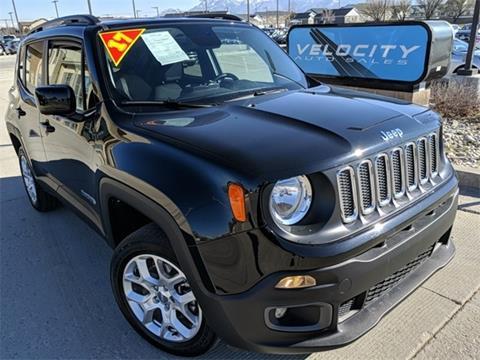2017 Jeep Renegade for sale in Draper, UT