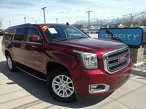 2017 GMC Yukon XL for sale in Draper, UT