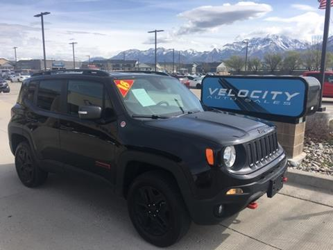 2018 Jeep Renegade for sale in Draper, UT