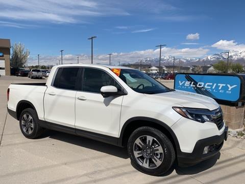 2019 Honda Ridgeline for sale in Draper, UT