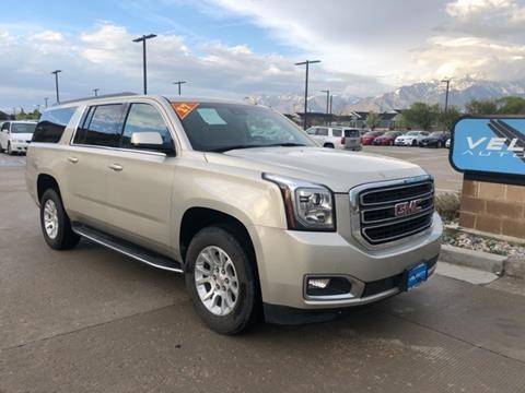 2017 GMC Yukon XL for sale in Draper, UT