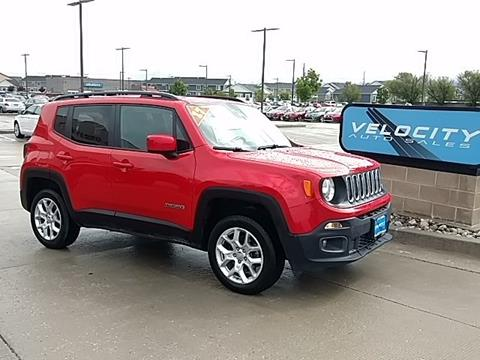 2017 Jeep Renegade for sale in Draper, UT