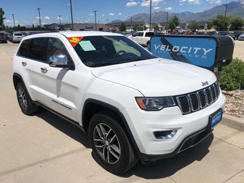 2018 Jeep Grand Cherokee for sale in Draper, UT