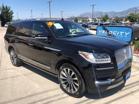 2019 Lincoln Navigator L for sale in Draper, UT