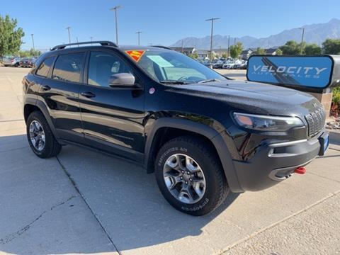 2019 Jeep Cherokee for sale in Draper, UT