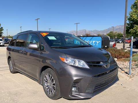 2018 Toyota Sienna for sale in Draper, UT