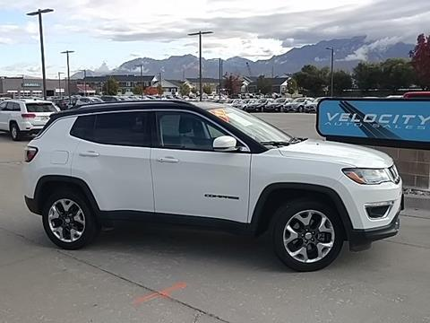 2019 Jeep Compass for sale in Draper, UT