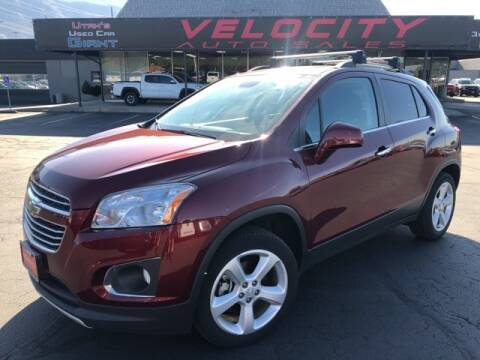 Used Chevy Trax >> 2016 Chevrolet Trax For Sale In Draper Ut