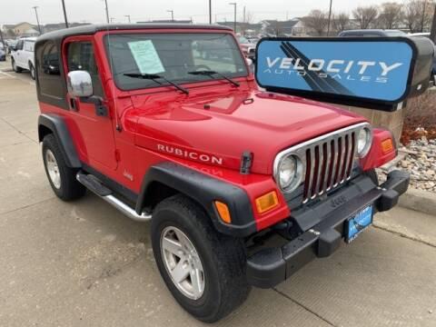 2006 Jeep Wrangler for sale in Draper, UT
