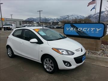 2012 Mazda MAZDA2 for sale in Draper, UT