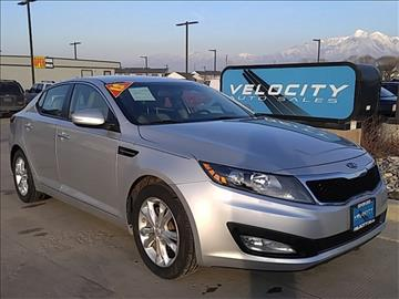 2012 Kia Optima for sale in Draper, UT