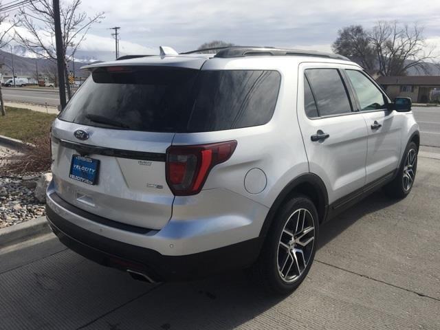 2016 Ford Explorer AWD Sport 4dr SUV - Draper UT
