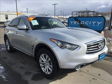 2016 Infiniti QX70 for sale in Draper, UT