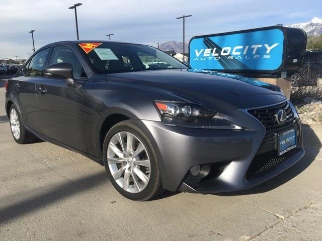 2014 Lexus IS 250 AWD 4dr Sedan - Draper UT