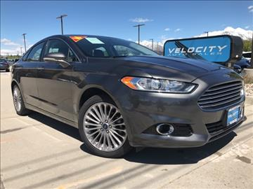 2016 Ford Fusion for sale in Draper, UT