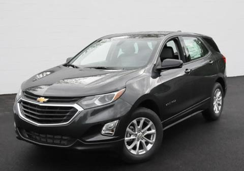 2018 Chevrolet Equinox for sale in Shippensburg PA
