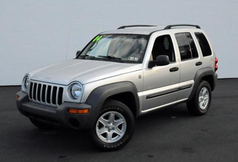 2004 Jeep Liberty for sale in Shippensburg PA