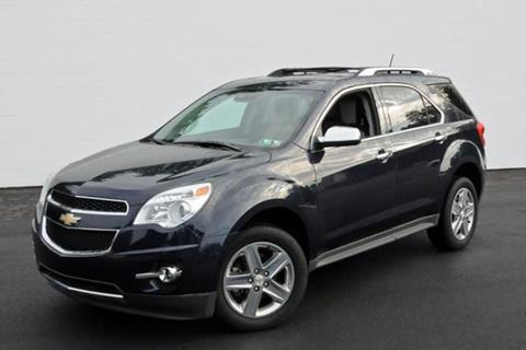 2015 Chevrolet Equinox for sale in Shippensburg PA