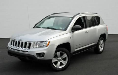 2013 Jeep Compass for sale in Shippensburg, PA