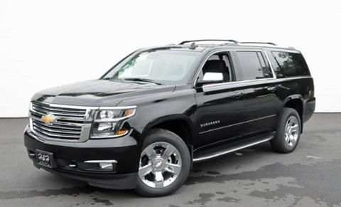 2017 Chevrolet Suburban for sale in Shippensburg PA