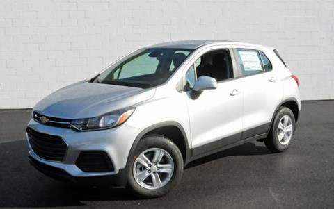 2017 Chevrolet Trax for sale in Shippensburg, PA