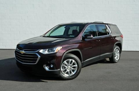 2018 Chevrolet Traverse for sale in Shippensburg, PA