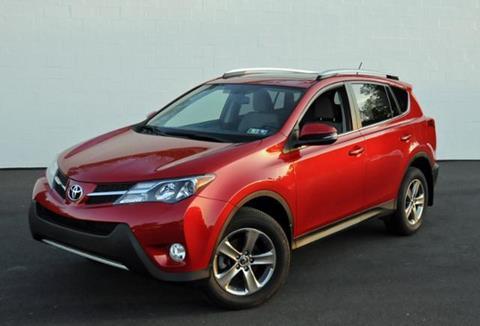 2015 Toyota RAV4 for sale in Shippensburg PA