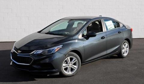 2018 Chevrolet Cruze for sale in Shippensburg, PA