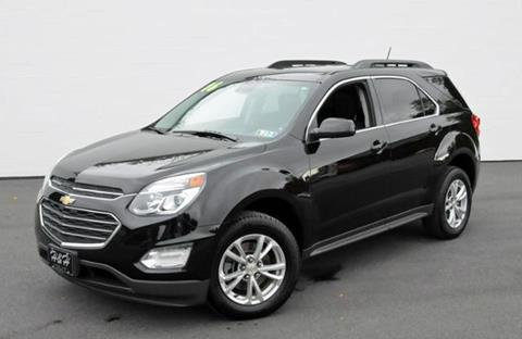 2016 Chevrolet Equinox for sale in Shippensburg, PA