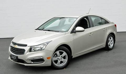 2016 Chevrolet Cruze Limited for sale in Shippensburg PA