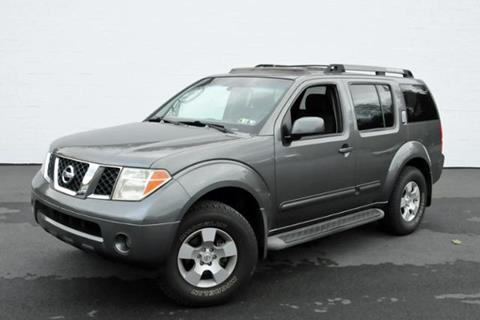 2005 Nissan Pathfinder for sale in Shippensburg, PA