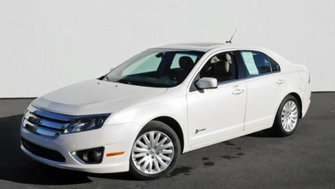 2012 Ford Fusion Hybrid