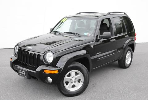 2004 Jeep Liberty for sale in Shippensburg, PA